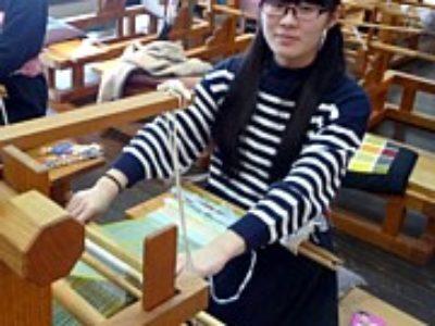 12月15日 十和田市の竹内さんと細田さん
