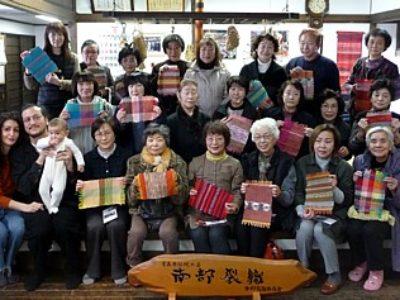 1月24日十和田市赤十字奉仕団の皆さん