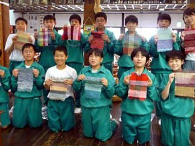 2019年7月2日十和田市立大深内中学校1年の皆さん